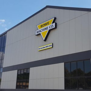 Spotlight On: Bowe Machine Company
