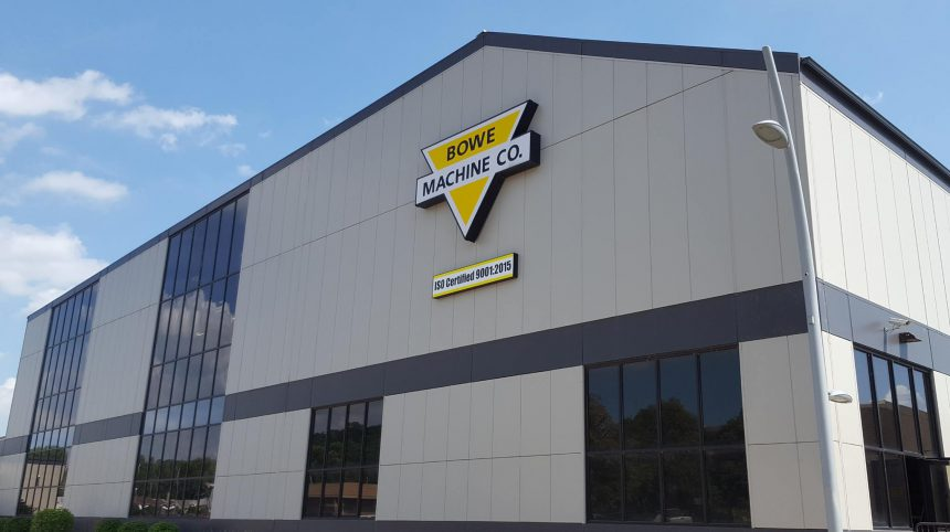 Spotlight On: Bowe Machine Company